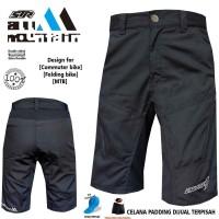 Celana STR AllMountain Shorts (Konfirmasi size sebelum Pesan