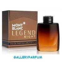 Mont Blanc Legend Night For Men EDP 4,5ml (Miniature)