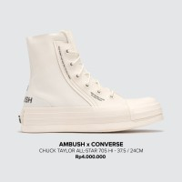 AMBUSH x CONVERSE: Chuck Taylor All-star 70s Hi
