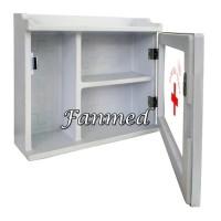 Safety Box Kotak Lemari Obat P3k PPPK KKK K3 Dinding Tembok MC23 mc 23