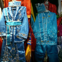 Baju adat Manado Lk//Pr Tk