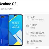 realme c2 ram 2/32 resmi