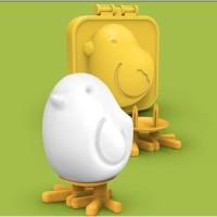 Cetakan Telur Telor Rebus Bento Boiled Egg Mold Ayam Chicken Animal