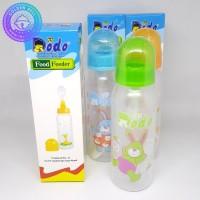 Food Feeder - Botol Susu Sendok Sereal / Bubur / Juice 260ml 9oz Dodo