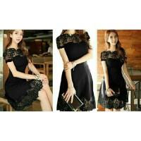 Molly dress black [Dress 0106]