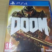 PS4 DOOM REGION 3 NEW