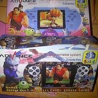 game boy advance 16bit isi game nintendo mainan anak selain game bot