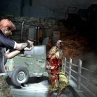 Game Kaset Nintendo Wii Resident Evil The Darkside Chronicles