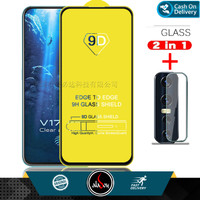 Paket Tempered Glass + Tempered Glass Camera Vivo V17 Pro