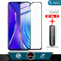 Paket Tempered Glass + Tempered Glass Camera Realme XT