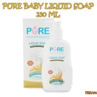 Pure Baby Liquid Soap 230ml / SABUN BAYI KULIT SENSITIF