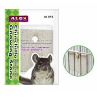 AL075 Alex Chinchilla Gnawing Stone Batu Mineral Asah Gigi
