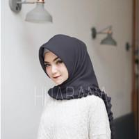 Hijab Instan Square / Segi empat Instan Munira / Segi tiga Rempel