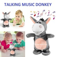 Mainan Boneka Baby (Talking Donkey Doll Toy|Kado|Ultah|Gift|Birthday