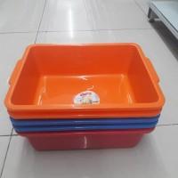 Baskom Kotak Plastik / Bak Kotak Plastik Merek Lionstar