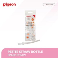 PR050931 Pigeon Petite Straw Bottle Spare Straw / Sedotan Botol Anak P