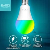 Lampu LED 9 Watt ( BARDI SMART BULB ) Bohlam Pintar