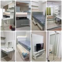 kitchen set furniture apartmen cibubur jakarta