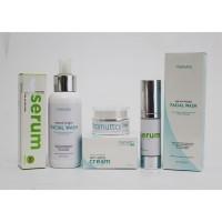 Cream Wajah Mamutta Skincare Paket Whitening & Antiaging Series