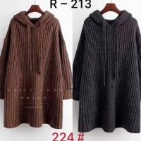 Atasan Rajutan R - 213 / Import