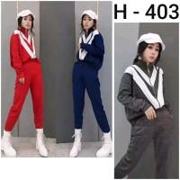 Setelan Rajutan H - 403 / Celana / Import