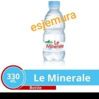 Le Minerale 330 ml perdus 24 botol