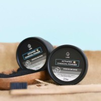Ori NEW! Lave Activated Charcoal Powder (Whitening Powder) Kualitas