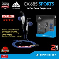 Sennheiser CX 685 Sports / CX685 Sports In-Ear Canal Headphones