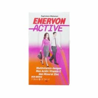 ENERVON ACTIVE BOTOL 30 TABLET