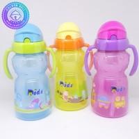Botol Minum Sedotan Dodo Sport Handle Cup Medium 240ml BPA Free