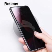 BASEUS ANTI PRIVACY SPY TEMPERED GLASS IPHONE X XS MAX 11 PRO MAX