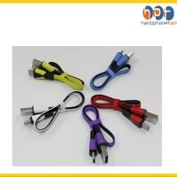 PROMO Kabel Cable Data Micro USB DAP DPM25 Panjang 25cm ORI DAP