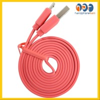 PROMO Kabel Data Gepeng Micro USB FRIWOL CBL 758 2.4A Fast Charging