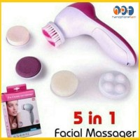PROMO Alat Facial Wajah 5 In 1 Face Beauty Care Massager 5 In 1 Alat P