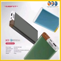 PROMO Powerbank MOFIT By Veger M19 10000 mAh 3.0 Power Bank Fast Charg