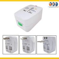 PROMO Universal Travel Adaptor International Power Plug Steker Listrik