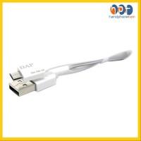 PROMO Cable Kabel Data Charger Micro USB DAP DM30 2.4A Panjang 100cm O