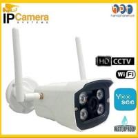 PROMO Wireless IP Camera - IPCAM Outdoor HD Onvif Infrared Waterproof