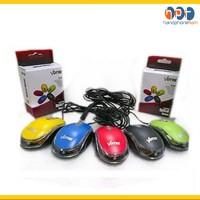 PROMO Mouse USB Kabel Votre KM-309 Optical Mouse Aksesoris Komputer La