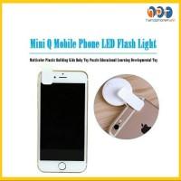 PROMO Lampu Selfie Mini Q Jepit Portable Mini LED Selfie Light Lamp Fo