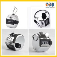 PROMO Hand Tally Counter Type H102-4 Alat Menghitung Cepat Bahan Stain