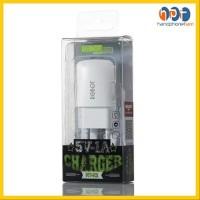 PROMO Batok Kepala Charger Adapter Charger Casan Robot 1A 1usb RT K2 O