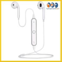 PROMO Headset Handsfree Earphone Bluetooth Sport S6 Wireless V4.2 - SA