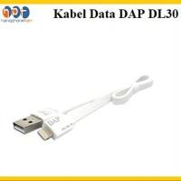 PROMO Kabel Data IPhone IPad 30cm Charger Kabel Data Lightning 2.1A Or