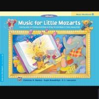 Buku Music Workbook 3 Music for Little Mozarts Alfred