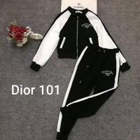 Setelan Kaos Dior - 101 / Import / Premium