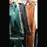 Setelan Rajutan Adidas - 102 / Import / Premium