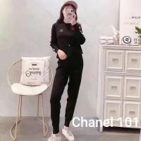 Setelan Rajutan Chanel - 101 / Import / Premium