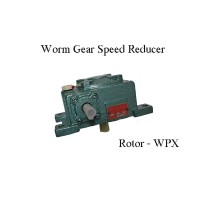 Gear Box Speed Reducer Rotor WPX 155 Ratio 10, 15, 20, 30, 40, 50, 60