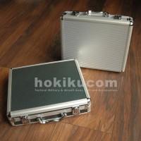 Koper Safety Tactical Alumunium GBB Airsoft Hardcase Multi fungsi